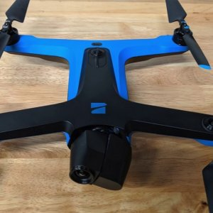 Testing the SkyDio 2